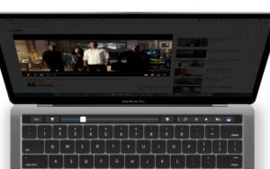 Touchbar Turn Off the Lights mac app