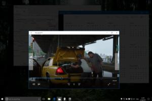 screen dimmer Windows 10