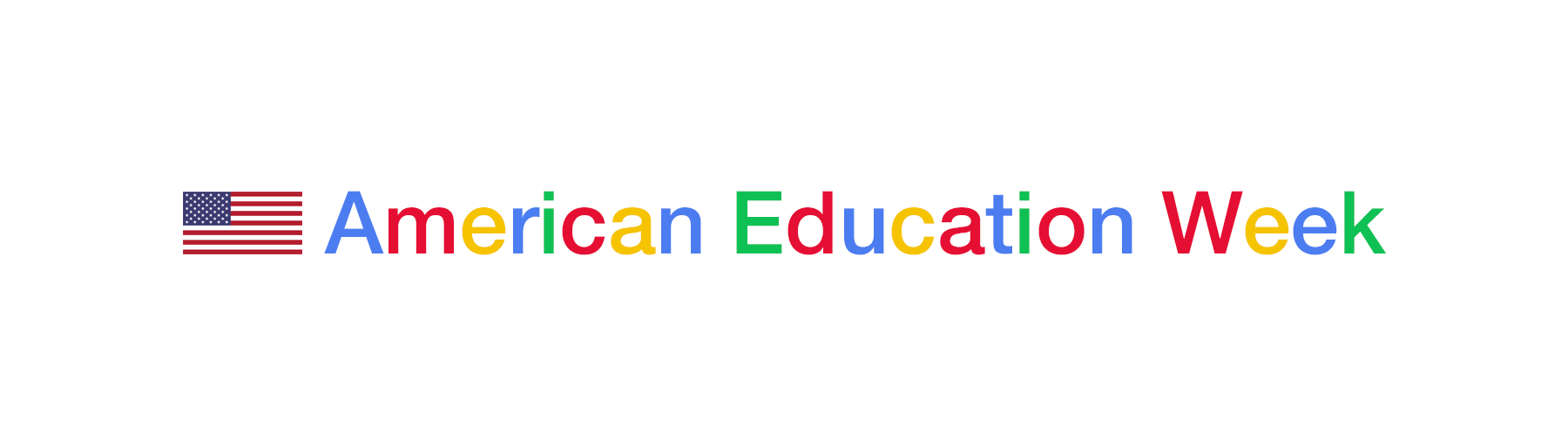 America Education week