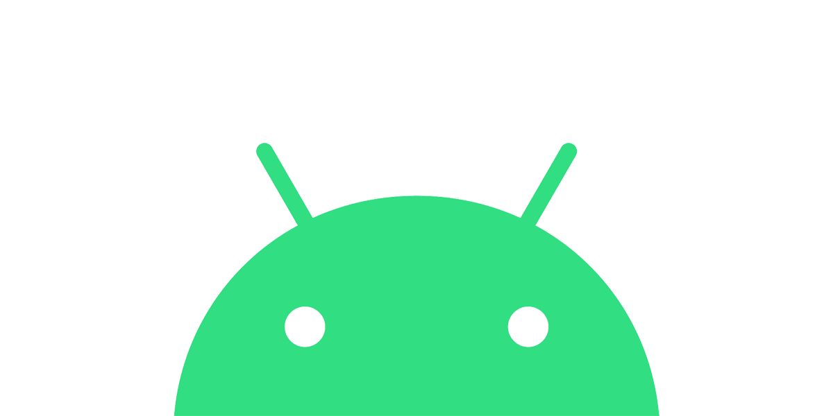 New Android logo to show the update for the App Bundle
