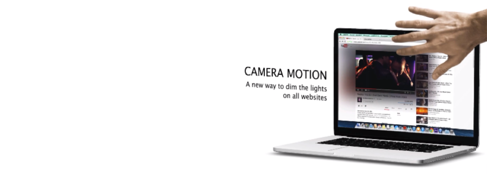 Browser Camera Motion Feature
