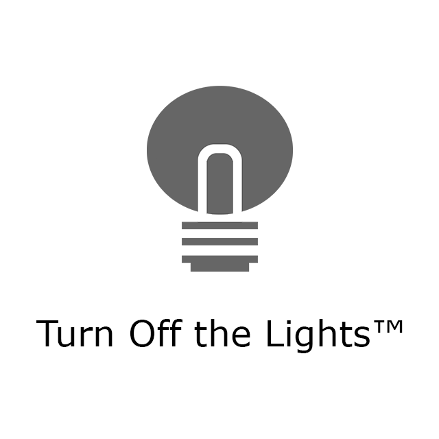 Turn Off the Lights Logo
