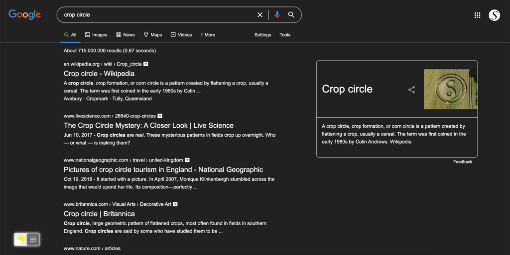 How to enable Google dark mode with the use of the free and most popular Turn Off the Lights browser extension