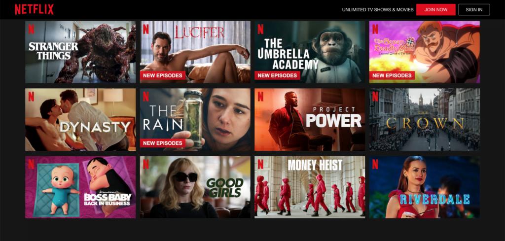 Netflix Error Code M7375