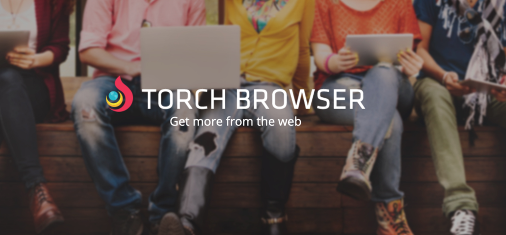 Torch browser that can be customized to get Torch dark mode enabled with Chrome extensions and Chrome themes